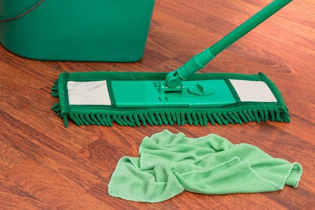 firma sprzątająca - jak założyć
